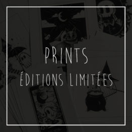 Prints - éditions limitées -