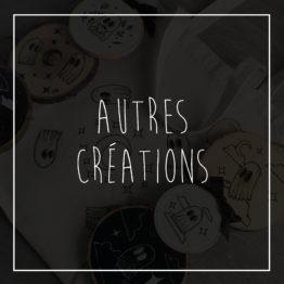 Autres créations